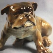 A Rare German Bulldog