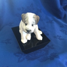 Vintage Russian made puppy