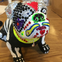 Arty Bulldog