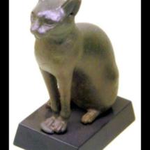 Ancient Egyptian Goddess Cat Bastet