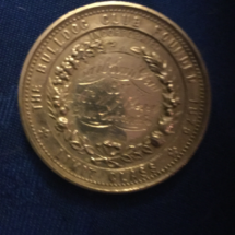 Earl's Court 1890s Medal