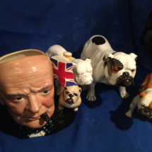 Assorted Doulton Collectibles