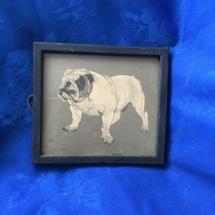 Bulldog Art Work