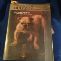 Colourful and descriptive bulldog book