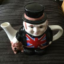 John Bull Teapot