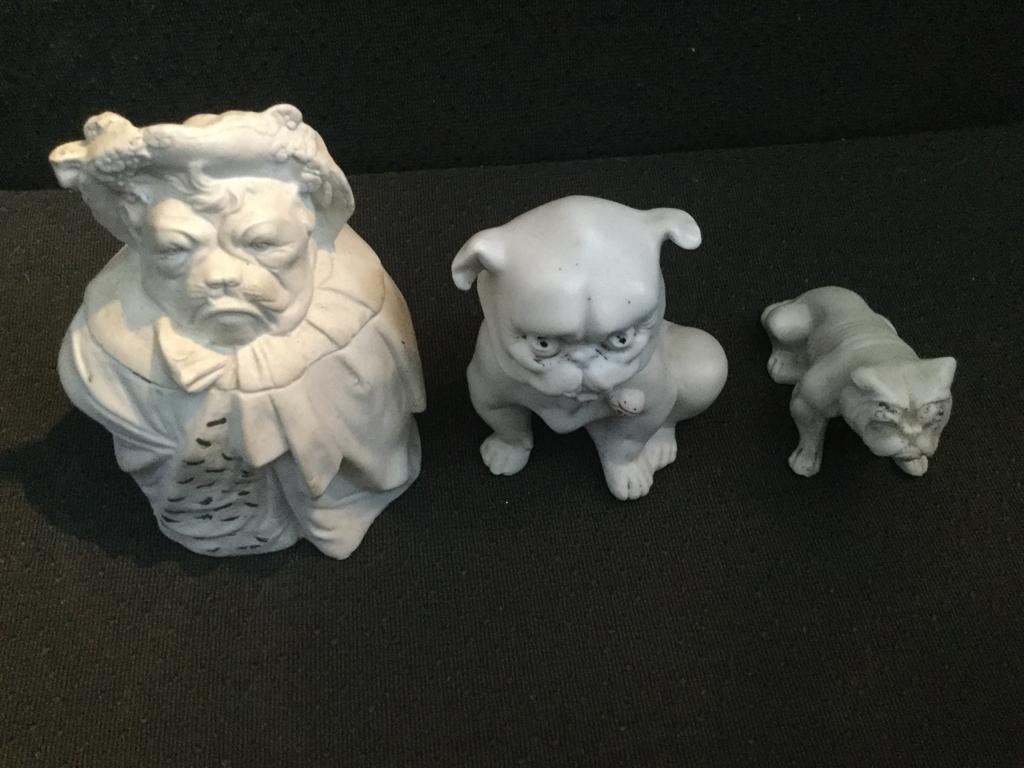 Various mass produced pieces