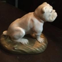 Crown Devon bulldog