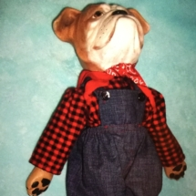 Bulldog dolly