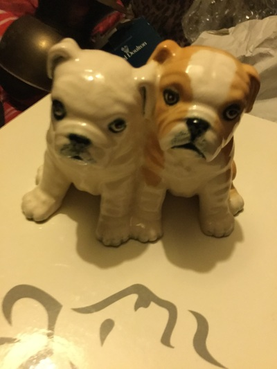 Royal DOULTON pups