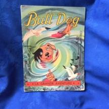 Vintage Dutch Bulldog Comic
