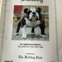 Bulldog Booklet