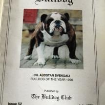 Bulldog Booklet