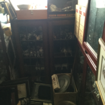 Dusty Cabinets