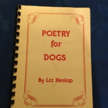Vintage bulldog poetry