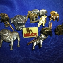 Mack trucks pin collection