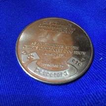 Participates medal 2