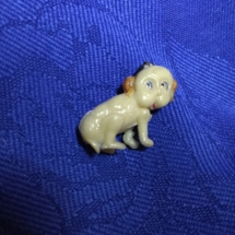 Vintage plastic cracker jack toy