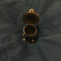Victorian silver mustard 2