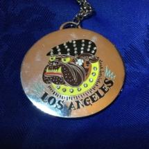 Ed hardy medallion