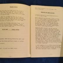 Vintage Bulldog rescue booklet