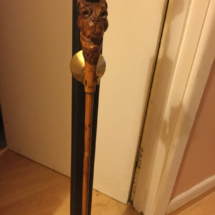 Hand Made Cane Holder