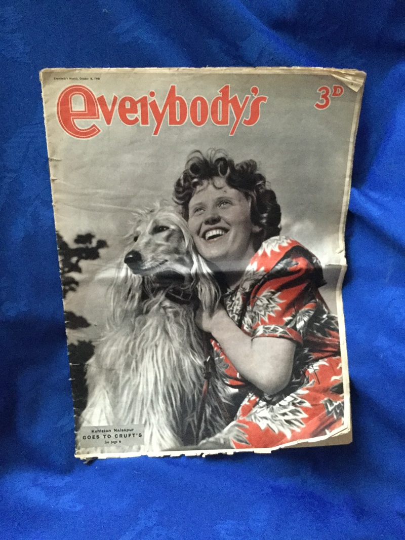 Every body mag 1845