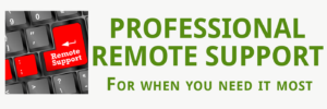 Professional Support From The Remote IT Pro
