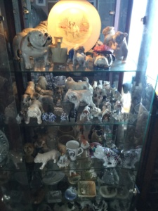 English Bulldog Collectibles
