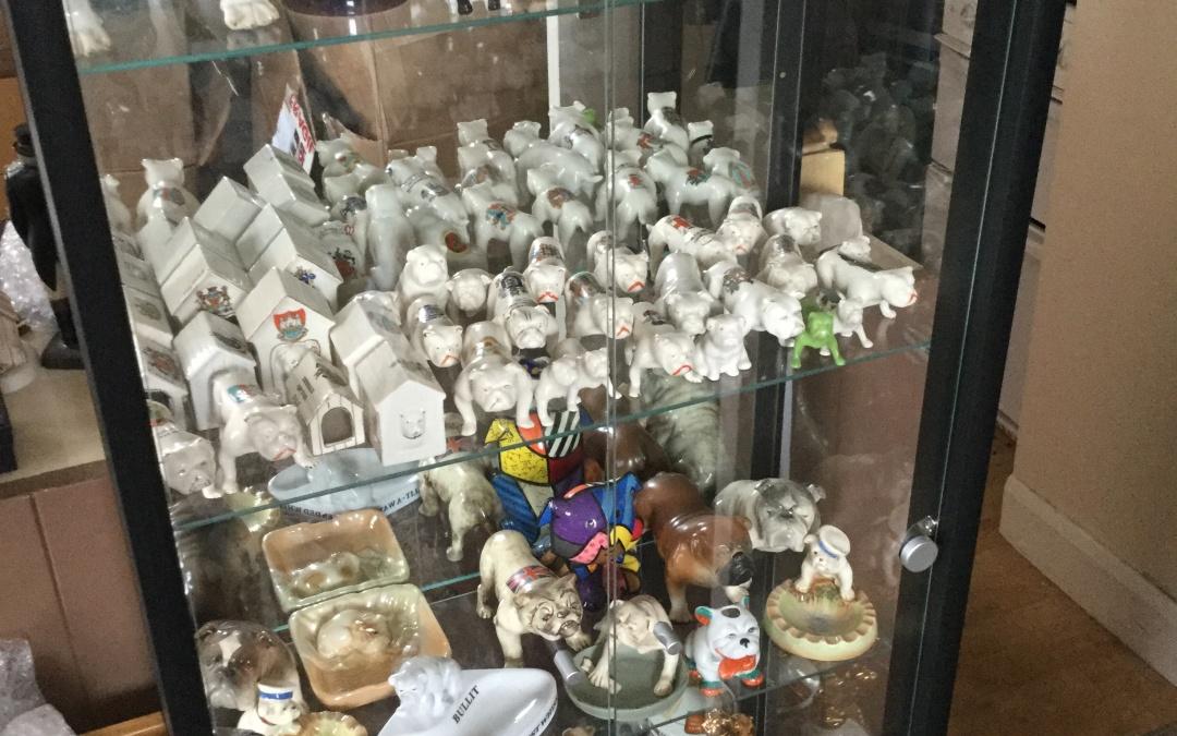 A bulldog collectors story so far