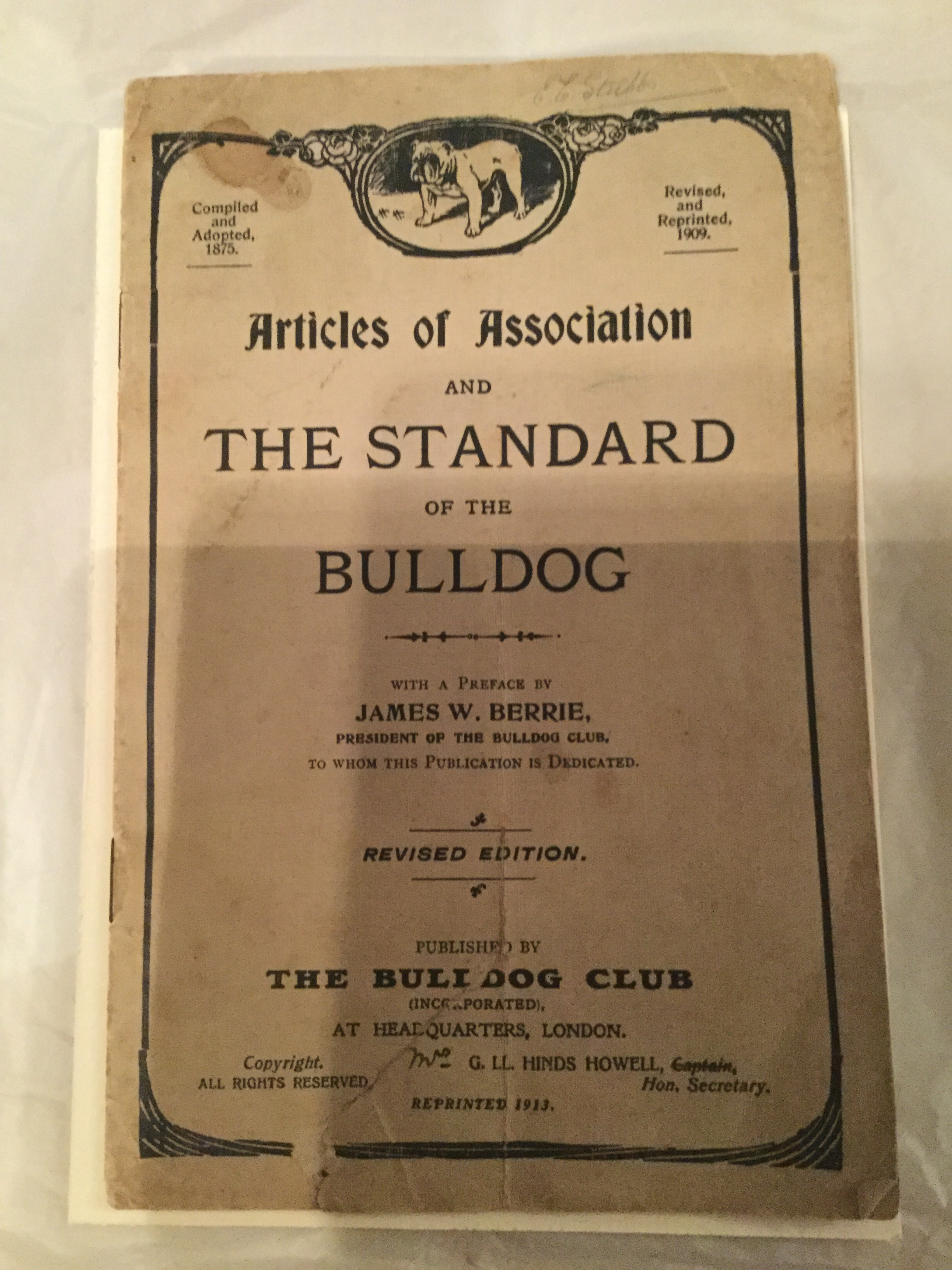 Bulldog bible