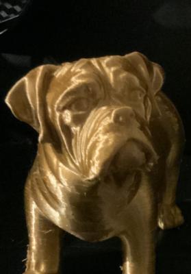 Create your own Bulldog Christmas