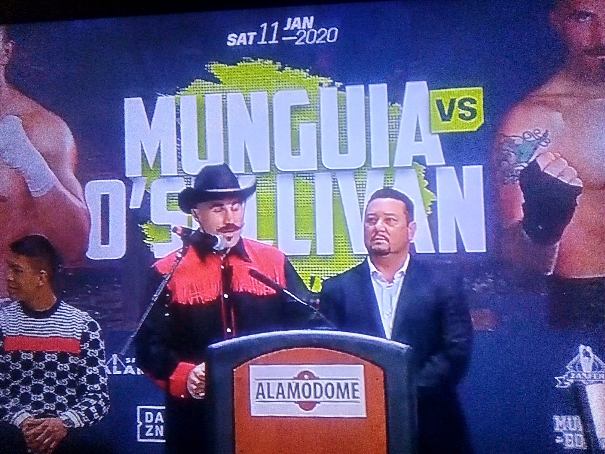Gary O'Sullivan Vs Mungula watch it here